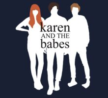 Karen and the Babes Kids Tee