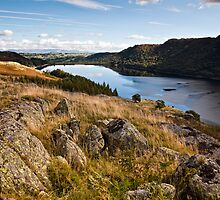 Haweswater Reservoir - Cumbria by David Lewins