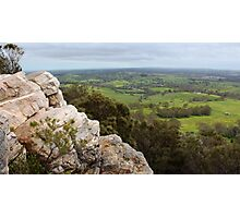 Mount Barker Summit, South Australia Photographic Print