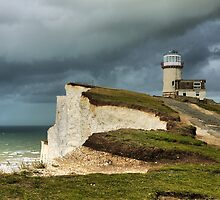 The Belle Tout Lighthouse by Larry Lingard-Davis