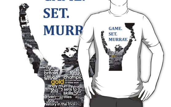 Game. Set. Murray. by kevin858p