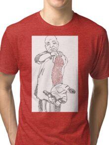 Alberto - A Tucson Portrait Story Tri-blend T-Shirt