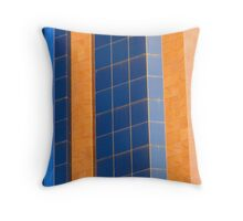 Optus Plaza Throw Pillow