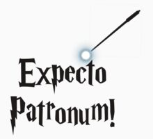 Expecto Patronum! by Lolcakes