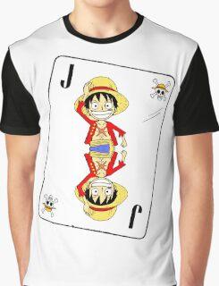 Luffy - One Piece Graphic T-Shirt