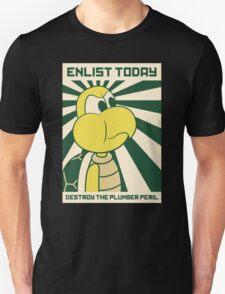 Enlist Today - full colour T-Shirt
