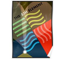 The 5th Element is Love Poster