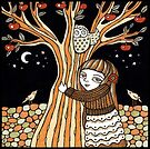 Orlas Ormiston Orchard by Anita Inverarity
