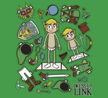 Dress up Link Kids Clothes