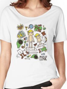 Dress up Link Women's Relaxed Fit T-Shirt