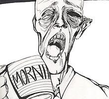 Morning Coffee by robo-jo