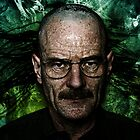 Breaking Bad Walter White by Jamie Flett