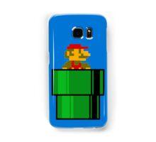 8-bit Mario Samsung Galaxy Case/Skin