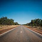 Australia - Endless Road by lesslinear