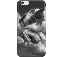 Cloud Crash iPhone Case/Skin