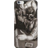 Arm Wrestler iPhone Case/Skin