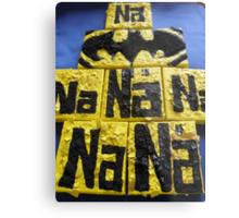 BATMANS BREAKFAST - BATMAN: 8 EGG'S NO17 Metal Print
