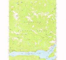 USGS Topo Map Washington State WA Rimrock Lake 243459 1967 24000 by wetdryvac