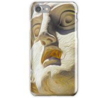 Classic Greek Mask iPhone Case/Skin