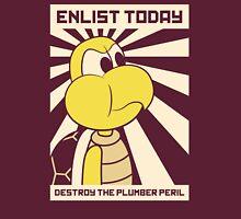 Enlist today - pick your colour Unisex T-Shirt