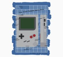 Blueprint Gameboy V1 by Adam Angold