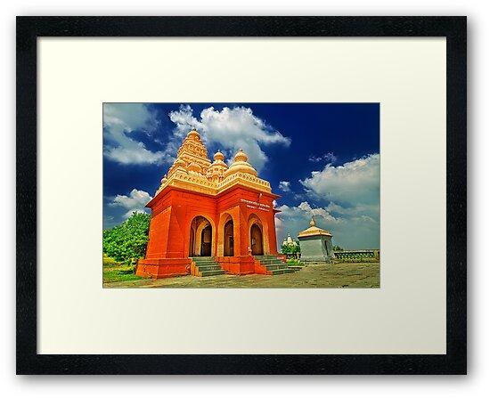 Shiv Temple - Tulapur by Prasad