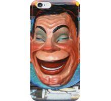 Happy Man iPhone Case/Skin