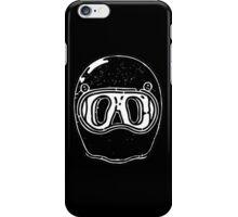 Cool helmet iPhone Case/Skin