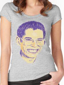Bill Haverchuck Women's Fitted Scoop T-Shirt