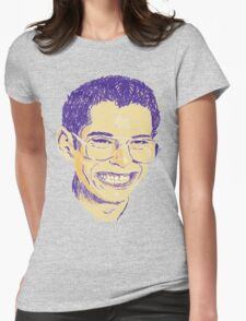 Bill Haverchuck Womens Fitted T-Shirt