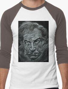 Vincent Price Men's Baseball ¾ T-Shirt