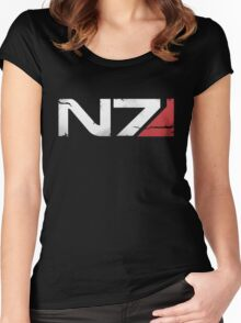 N7 Veteran Women's Fitted Scoop T-Shirt