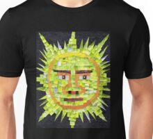 Sun (Paper Mosaic) Unisex T-Shirt