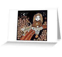 Hannahs Haddington Hideaway Greeting Card