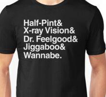 Discreetly Greek - School Daze Beatles Parody Unisex T-Shirt