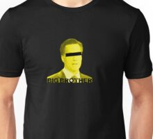 Mitt Romney big brother 2012 Unisex T-Shirt