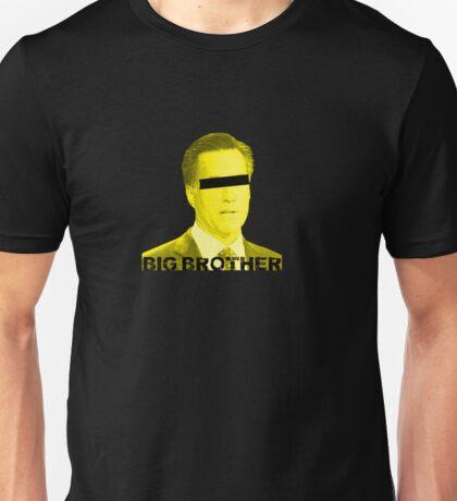 Mitt Romney big brother 2012 Unisex T-Shirt