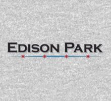 Edison Park Neighborhood Tee One Piece - Short Sleeve