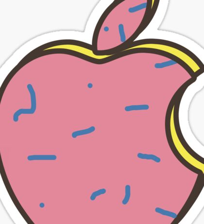 Apple Odd Future Sticker