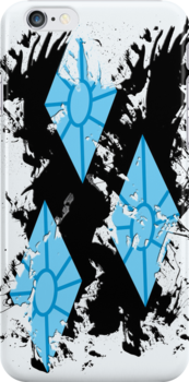 Rarity Splatter Mark (MLP:FiM) by pixel-pie-pro
