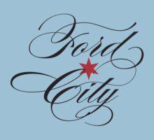 Ford City Neighborhood Tee by Chicago Tee