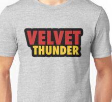 VELVET THUNDER Unisex T-Shirt