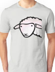 Sheep - Street art Unisex T-Shirt
