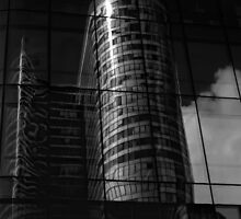 Building Reflection by jean-louis bouzou
