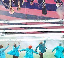 BIGBANG - Sober X Bang Bang Bang by skiesofaurora