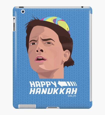 BACK TO THE FUTURE HANUKKAH iPad Case/Skin