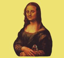 Bill Murray as Mona Lisa Kids Clothes