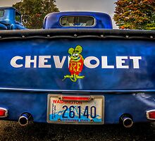 Ratty Chevy by Steve Walser