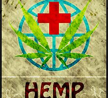 Hemp Heals by SAPIEN