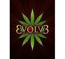 3volv3 Love Photographic Print
